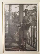 ANTIQUE AMERICAN WOMAN PHOTOGRAPHER CHANSONETTA EMMONS SC AFRICAN AMERICAN PHOTO