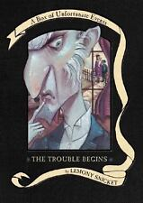 A Series of Unfortunate Events Box Bk. 1-3 : The Trouble Begins Bks. 1-3 by Lemo
