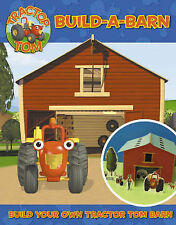 Build-A-Barn  With Tractor Tom - Make And Build Play Book