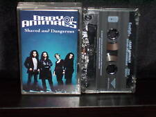 BABY ANIMALS SHAVED AND DANGEROUS - RARE INDONESIAN CASSETTE TAPE NM