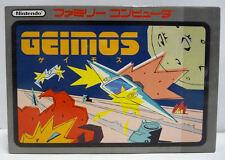 GEIMOS  -  FAMICOM FC NES NINTENDO IMPORT JAPAN