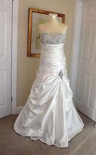 SOTTERO AND MIDGLEY WEDDING DRESS SIZE 8/10