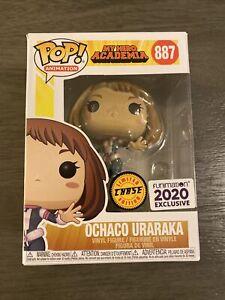 Funko Pop My Hero Academia Ochaco #887 Funimation Exclusive CHASE
