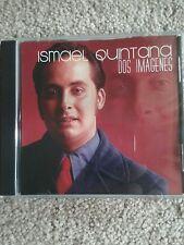 """ISMAEL QUINTANA """"DOS IMAGENES""""SALSA GUAGUANCO CARIBBEAN AUDIO CD"""