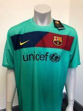 FC Barcelona Lejos Camiseta De Fútbol 2010/2011 Para Hombres Extra Grande XL BNWT