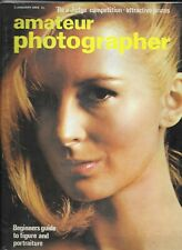 Various copies of Amateur Photographer Magazine from 1968 @ £5 each inc. post