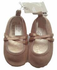Schuhe Gr.23 H&M premium NEU 100% Leder braun ballerinas festlich kinder