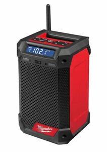 Milwaukee M12 RCDAB+ M12™ Akku-/Netz-Radio mit Ladefunktion DAB+ Radio