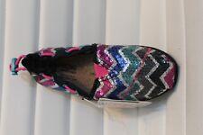 Skechers BOBS Sweet Kicks Chevron Sequins Multi Sneakers Toddler 11 MSRP $40 NEW