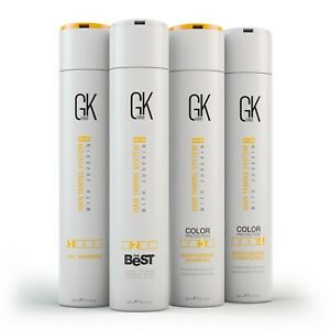 Global Keratin The Best Hair Smoothing and Straightening Treatment Set Kit 300ml