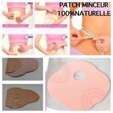 lot de 5 Patchs minceur style wrap brule-graisse du ventre et anti-cellulite