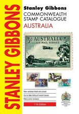 Stanley Gibbons Commonwealth Stamp Catalogue Australia Price Guide Catalog