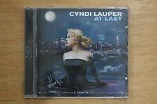 Cyndi Lauper  – At Last    (C217)
