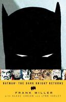 Batman The Dark Knight Returns DC Comics Graphic Novel TPB by Frank Miller