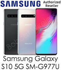 Samsung Galaxy S10 5G Preto 256GB G977U 5G modelo compatível para Verizon!