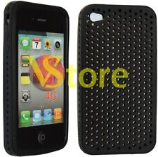 Cover Case Silicone Black for IPHONE 4/4G