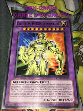 OCCASION Carte Yu Gi Oh ELECTRUM, HEROS ELEMENTAIRE RYMP-FR017