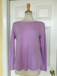 FABLETICS purple top size S backless