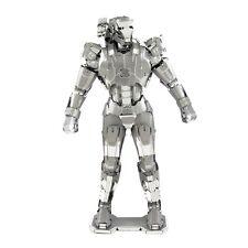 Fascinations Metal Earth 3D Steel Model Kit Marvel Iron Man Movie War Machine