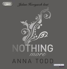 Nothing more von Anna Todd (2016)