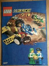 LEGO de recette 6617 race obstacle rally tough camion (instruction livret)
