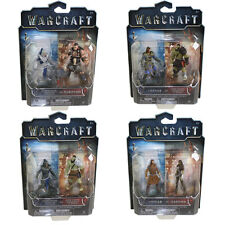 Jakks Pacific Toys - Warcraft Movie Mini Figure 2-Packs - SET OF 4 - New