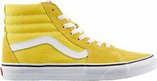 Vans Men's-Women's SK8-Hi Shoes Yellow