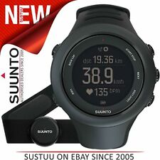Suunto ambit3 picco HR GPS Nero Frequenza Cardiaca Monitor BUSSOLA Running Fitness Watch