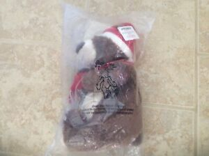 Amazon 2014 GUND BEAR PLUSH - 7th Edition Holiday Brand new in Bag, untouched