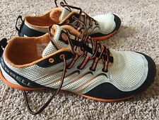 Men's Merrell Trail Glove Barefoot Vibram Hiking Outdoor Running Shoes Size 11