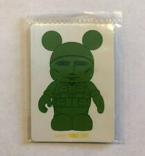 Disney Vinylmation Toy Story 3 Green Army Man with Card only