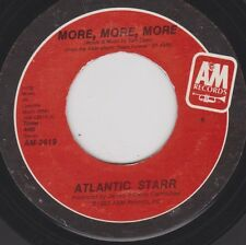 ATLANTIC STARR {80s Quiet Storm R&B} More More More / Love Me Down ♫HEAR