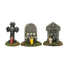 Department 56 Halloween Spooky Graveyard Vigil #4057627 (Free Shipping)
