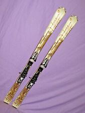 Volkl Attiva LUNA women's skis 156cm with Marker 3Motion 11.0 adjust. bindings ~