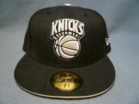 New Era 59fifty New York Knicks Heather Slice Sz 7 3/4 BRAND NEW Fitted cap hat