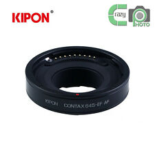 Kipon Auto Focus AF Adapter for Contax 645 Medium Lens to Canon EOS 7D 5DIII 60D