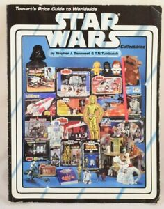 Tomart's Price Guide to Worldwide Star Wars Collectibles Tumbusch & Sansweet
