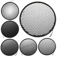 Multi-angle Honeycomb Mesh for 7 inch Standard Reflector Diffuser Lamp Shade