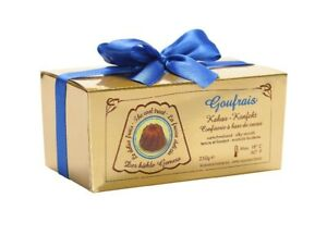 (4,20€/100g) Goufrais Kakao Konfekt - Geschenkpackung 32 Stück 250g