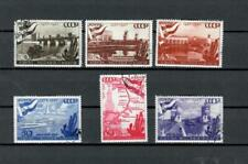 RUSSIA  COLLECTION  OF USED  CLASSIC  SET OF STAMP MOSCOW 1940 LOT (RUS 594)