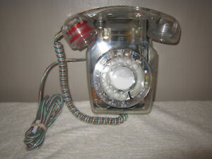 740 wall phone - clear version