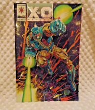 X-O Manowar #0 Chromium Cover Valiant Comic Book