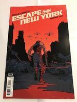Escape from New York #1 Cover A Boom Comic 1st Print 2015 unread NM