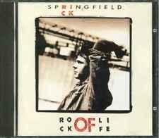 "RICK SPRINGFIELD ""Rock Of Life"" CD-Album"