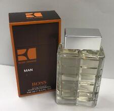 Boss Orange By Hugo Boss For Men EDT Spray 3.3/3.4 oz/100 ml New In Box No Cello