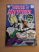 """DC: HOUSE OF MYSTERY #91, """"THE FORBIDDEN FACE OF FA-SAN!"""", 1959, VF- (7.5)!!!"""