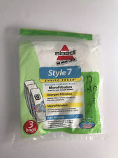 NEW SEALED BAG. BISSELL STYLE 7 3 PACK. FREE SHIPPING