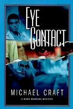 Eye Contact (Mark Manning Series)-ExLibrary