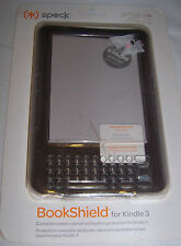 NEW Speck BookShield for Kindle 3 Complete Screen, Corner & Button Protection