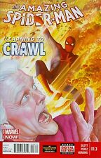 AMAZING SPIDERMAN 1.3 VOL 3 3rd of 5 LEARNING TO CRAWL